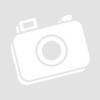 Kép 4/6 - KALEA barna-barna függő fotel krémszínű párnával