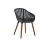 Kép 1/4 - 28465 kerti szék fekete