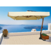Kép 1/6 - Riviera Lusso favázas napernyő 2 x 3 m