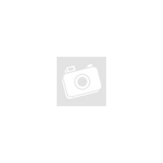 Aria Fehér fotel - Kávé barna párnákkal