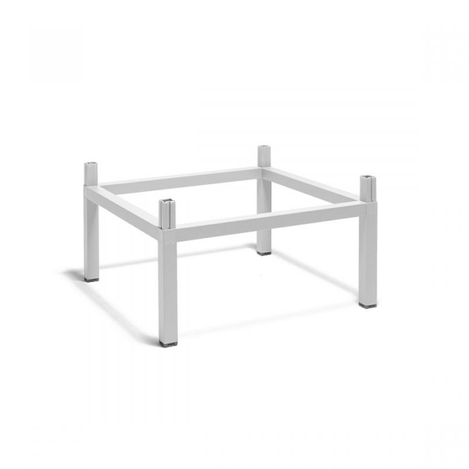 Nardi Kit Cube emelő készlet 70x70 cm kültéri asztalhoz fehér