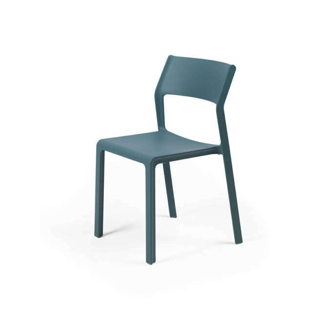 Nardi Trill Bistrot ottanio kék kültéri szék