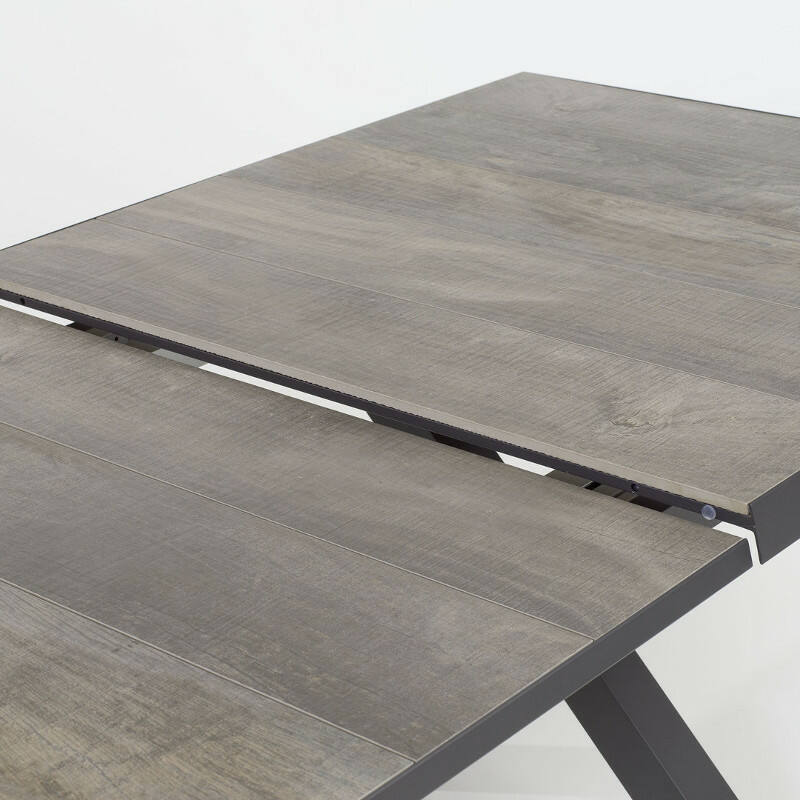 asztalok kingston b v thet kerti tkez asztal 103x204 264 cm ft. Black Bedroom Furniture Sets. Home Design Ideas