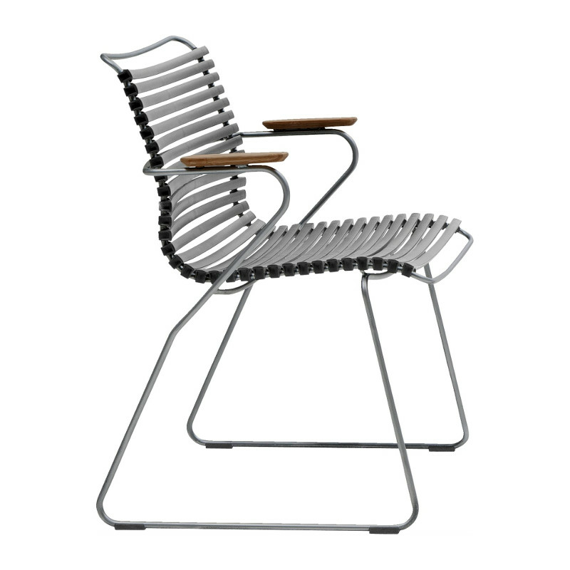 28404 kerti szék fekete