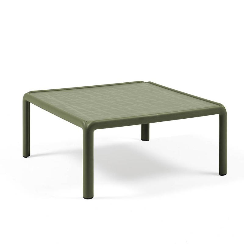Nardi Komodo dohányzóasztal agave zöld