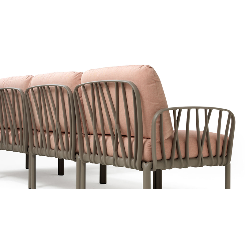 Nardi Komodo moduláris sarok kanapé