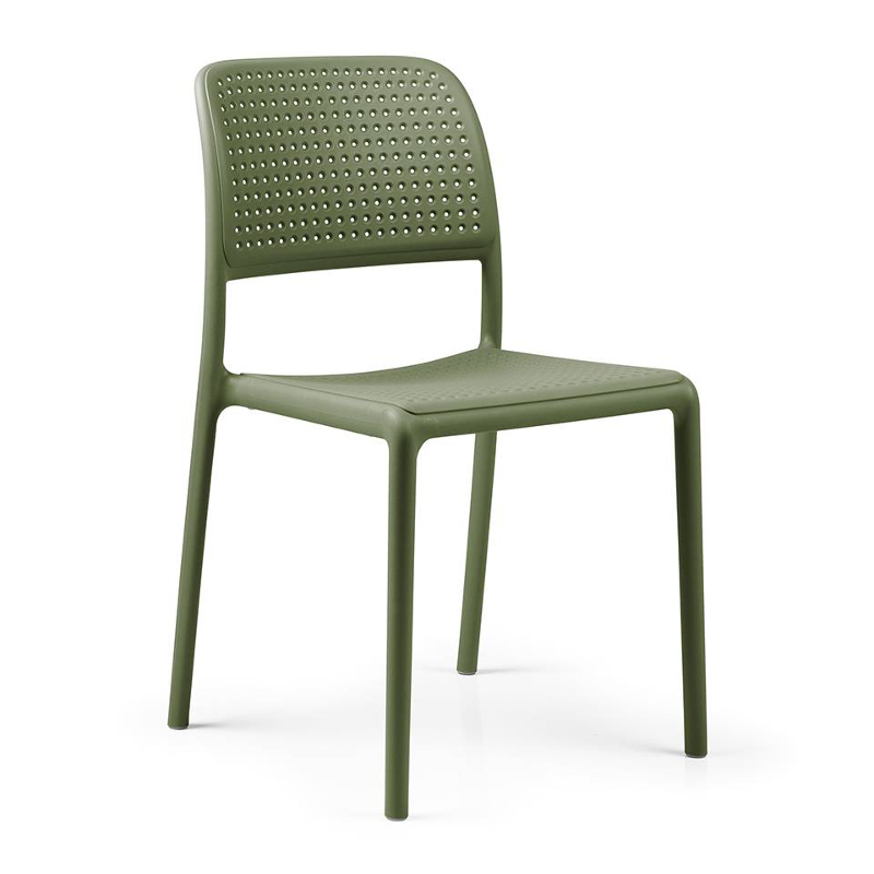Nardi Bora Bistrot agave zöld kültéri szék