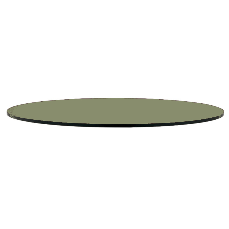 Nardi HPL kör 70 cm agave zöld kültéri asztallap