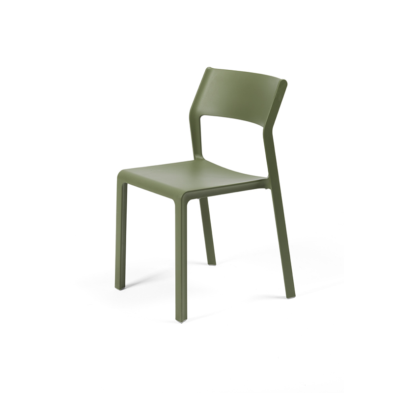 Nardi Trill Bistrot agave zöld kültéri szék