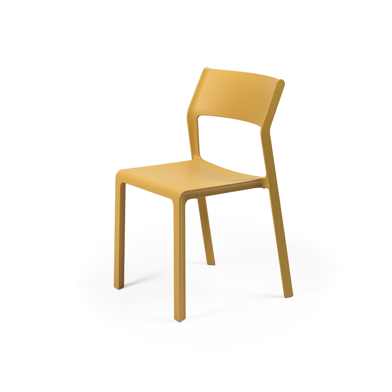 Nardi Trill Bistrot mustár sárga kültéri szék